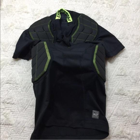 c46f136c Nike Shirts & Tops | Pro Combat Dri Fit Football Base Layer | Poshmark